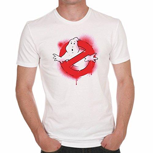 Uraeus T-Shirt Ghostbusters Graffiti Vintage Retro (l)