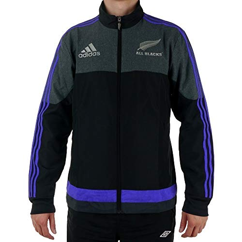 New Zealand All Blacks 2016 Players Presentation Rugby Jacket - size S