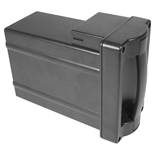 Hochleistungs Akku 3 x 36,5V 6000mAh Li-Ion ersetzt Wolf Power Pack 1, 4939090, 4937065 für Wolf Garten 37 Rasenmäher, 40 Rasenmäher