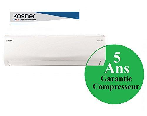 "Web-clim""aire kosner Inverter Plus - Climatizador (2500 kW ..."