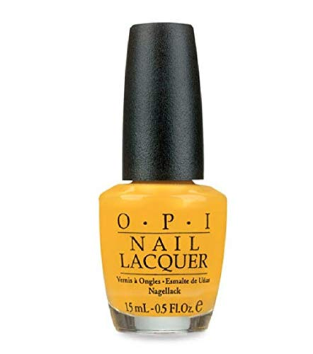 O.P.I OPI Nail Lacquer NL B46 Need Sunglasses? Nagellack Gelb 15ml Neu
