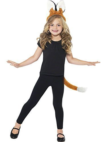 Fantastic Mr. Fox Girls + Boys Book Tag Kostüm-Set