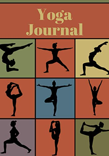 Yoga journal: Yoga journal planner | 150 pages to complete | 7x10 ' format | gift for amateur or professional yoga