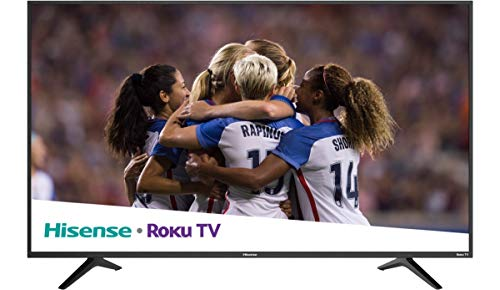 Hisense Smart TV 55' 4K UHD 55r6e (Renewed)