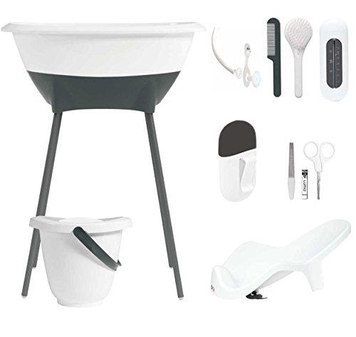 Luma Baby Care - Vasca da bagno e set di cura per il bambino