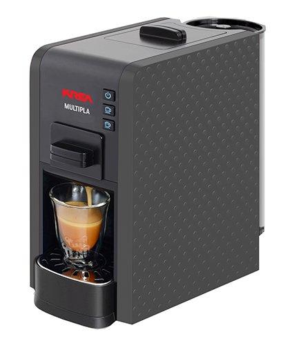 KREA ES200 - Cafetera (Independiente, Máquina espresso, 1 L, Dosis ...