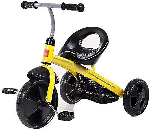 Enfants Tricycle Voiture De Bicyclette Voiture De Bicyclette 2-4 Ans Vélo Trike Enfant 3 Roues