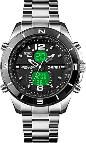 Reloj - findtime - Para - MYWYSKM1670SilberWeiß