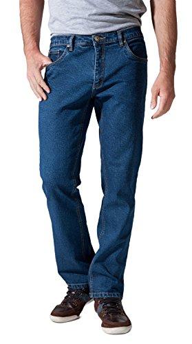 Rounder Herren Jeans Hose FALCO *Blue Stone* Black* Blue Black (40/32, Blue Stone)