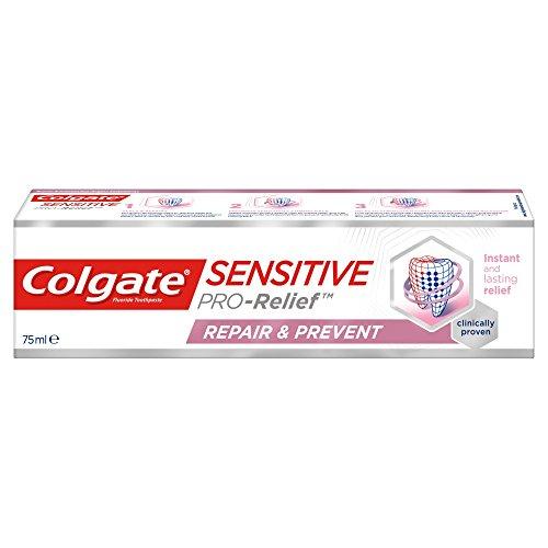 Colgate Sensitive Pro-relief Repair Und Prevent 75ml