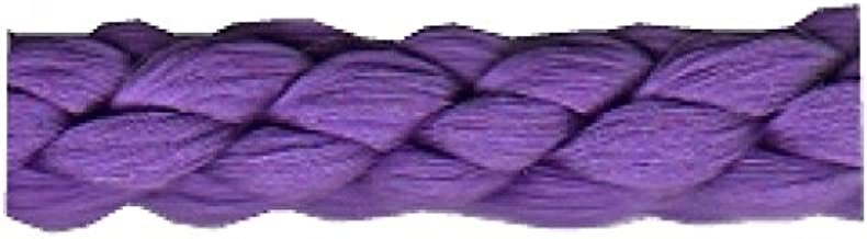 Rayon Braid Trim Purple per metre