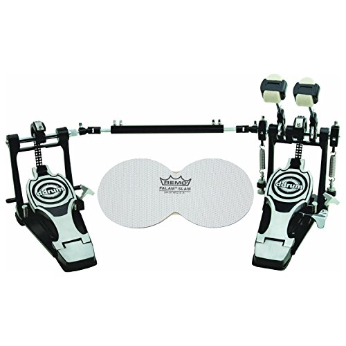 Ddrum RXDP Double Bass Drum Pedal w/Flam Slam Patch