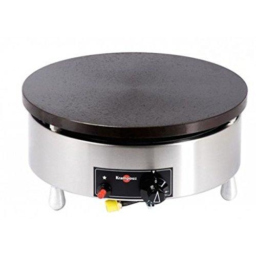 KRAMPOUZ-Crepera de gas diámetro de 40 cm