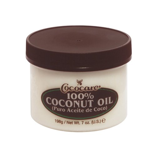 Cococare Skincare Coconut Oil 100% Natural - 7 Oz