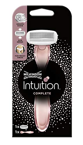 Wilkinson Sword Intuition Complete damesscheerapparaat met 1 scheermes