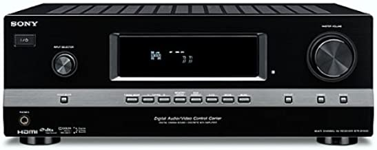 Sony STR-DH500 5.1-Channel A/V Receiver (Black) (Discontinued by Manufacturer)
