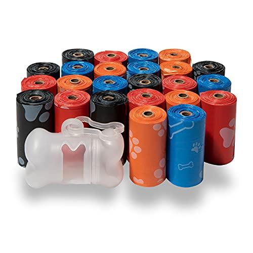 D2W 제어 생활 플라스틱 기술을 갖춘 개똥 가방 립 저항성 및 개 쓰레기 봉투 리필 베스트 펫 공급