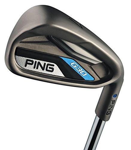 PING G30 Black Dot Irons - (Graphite)