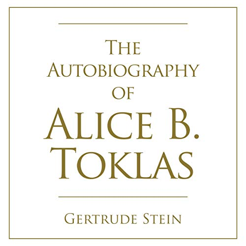 The Autobiography of Alice B. Toklas cover art