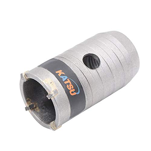 Beton TCT Core Boor Tungsten Carbide Getipte Baksteen en SDS Plus Beton TCT Core Boor Bit Houder Core Drill 40MM