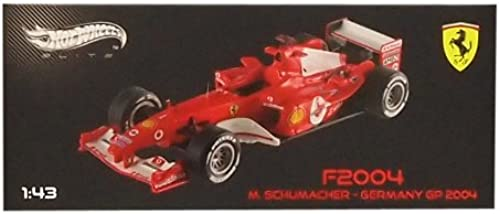 Ferrari F2004 No. 1 M. Schumacher Germany GP 2004