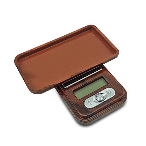 Gram Weegschaal Voor Precisiesieraden 500G / 0.01G Mini Pocket Scale Palm Scale