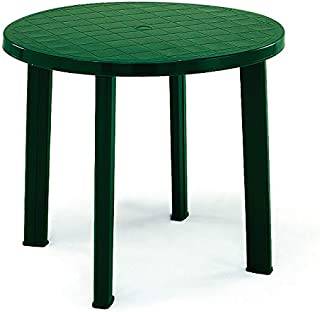 Amazon.fr : table jardin plastique - Vert