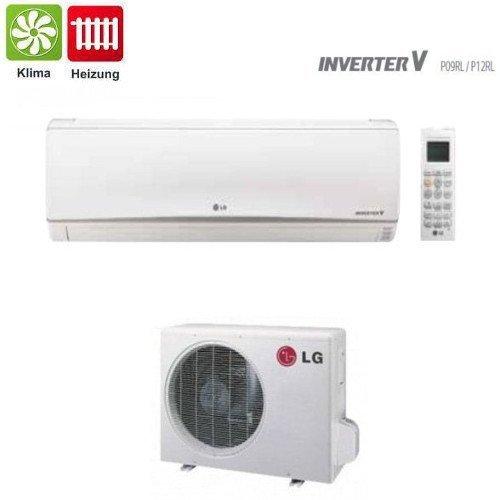 LG Air Conditioner Standard Inverter p09rl Air Conditioner 2,5 KW - Set