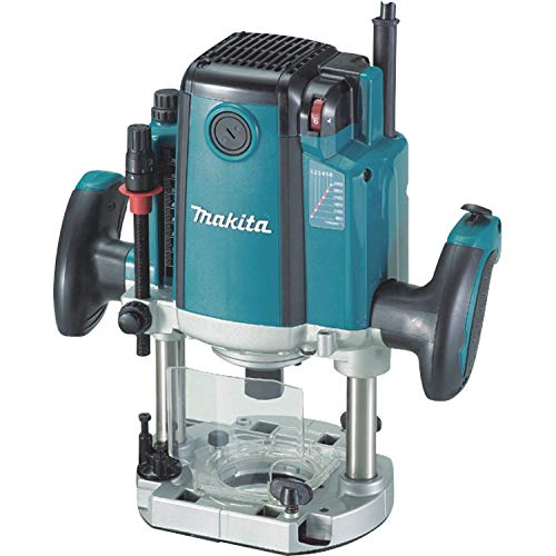 Plunge Router Electric Brake