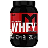 MTS Machine Whey Protein (2lbs, Cookies & Cream)
