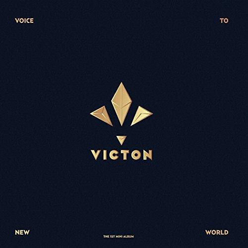 PlanA Entertainment VICTON - Stimme in neue Welt (1. Mini-Album) CD Photocards versiegelt