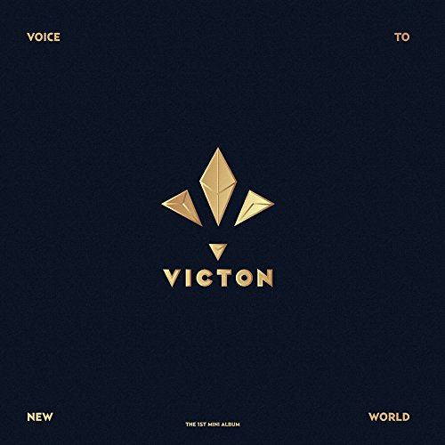PlanA Entertainment VICTON - Stimme in neue Welt (1. Mini-Album) CD Photocards versiegelt