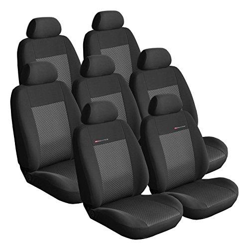 Opel Zafira B 7 Sitze 03-05 Maßgefertigte Sitzbezüge Sitzbezug Schonbezüge Sitzschoner