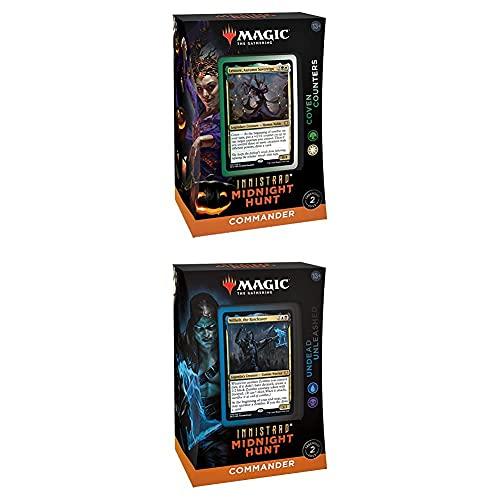 Midnight Hunt Commander decks