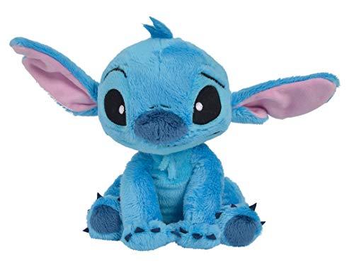 Simba - Peluche Stitch 25 cm de Lilo & Stitch, Licencia Oficial Disney, para Todas Las Edades (6315876953)