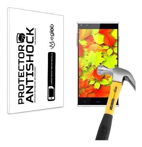 Protector de Pantalla Anti-Shock Anti-Golpe Anti-arañazos Compatible con Doogee Dagger DG550