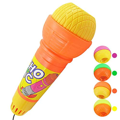 Happy Event Kawaii Echo Mikrofon Mic Voice Changer Spielzeug Geschenk Geburtstagsgeschenk Kids Party Song