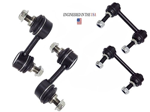 4PC Front Rear Sway Bar Links FITS Subaru 2005-2009 Legacy Outback