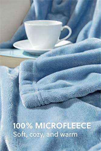 Bedsure Decken für Sofa Flanell 150x200...