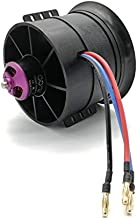 90mm 12 Blades Ducted Fan with Brushless Motor 1100KV / 1450KV Balance Tested for EDF 6-8S RC Jet Airplane