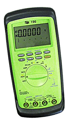 TPI 196, Digital Multimeter/Process Meter