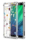Oihxse Cristal Compatible con Nokia 5.3 Funda Transparente TPU Silicona Estuche Airbag Esquinas...