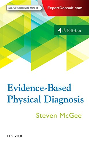 Compare Textbook Prices for Evidence-Based Physical Diagnosis 4 Edition ISBN 9780323392761 by McGee MD, Steven