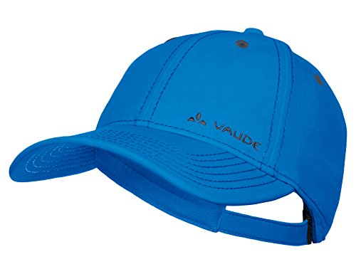 VAUDE Softshell Cap Kappen, Radiate Blue, S