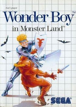 Wonder Boy in Monster Land [Sega Master System]