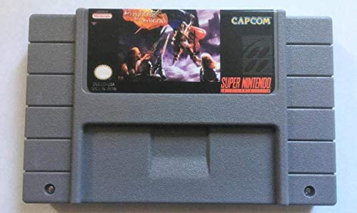 Knights of the Round Super Nintendo SNES Reproduction Cartridge product image