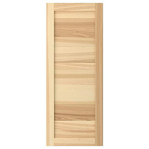 Torhamn dörr 40 x 100 cm naturlig aska