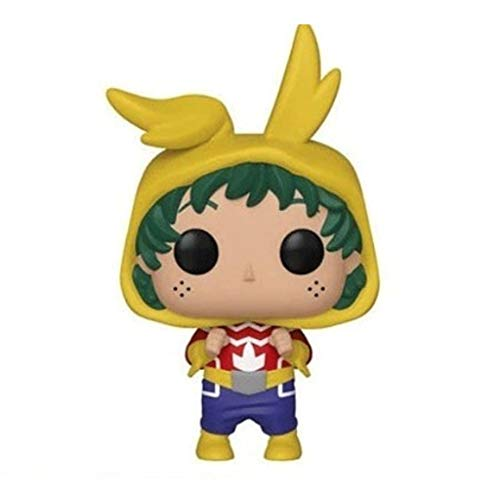 Funko Pop Animation : My Hero Academia - Deku in Onesie (Exclusive) 3.75inch Vinyl Gift for Anime Fans SuperCollection