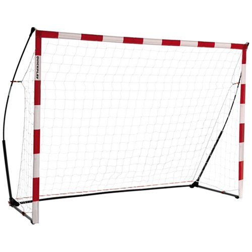 [クイックプレイ] ポータブル ハンドボールゴール 2.4m×1.8m ジュニア ストリートハンドボールサイズ HBJ 折りたたみ式ゴール