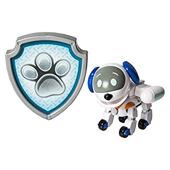 Paw Patrol Action Pack Pup & Badge Robodog